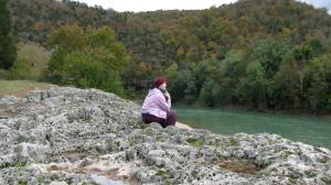Contemplating life in the Ozarks.